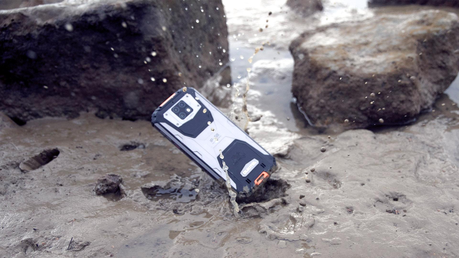Oukitel WP6 ударо, водо устойчив смартфон
